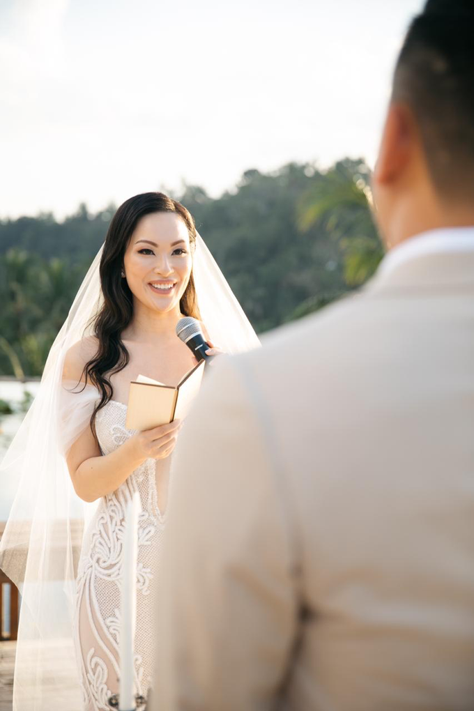 Ubud Wedding of Si Duong and Lily by Dexterite Makeup Artist - 008