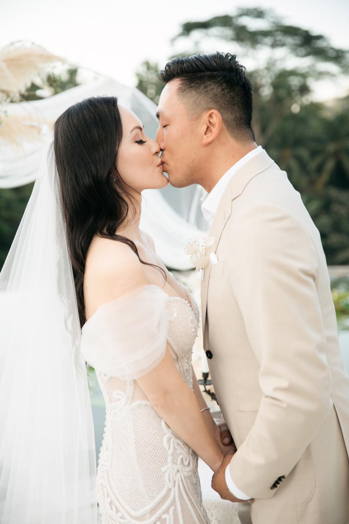 Ubud Wedding of Si Duong and Lily by Dexterite Makeup Artist - 010