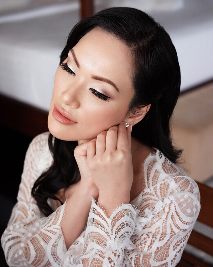 Ubud Wedding of Si Duong and Lily by Dexterite Makeup Artist - 003