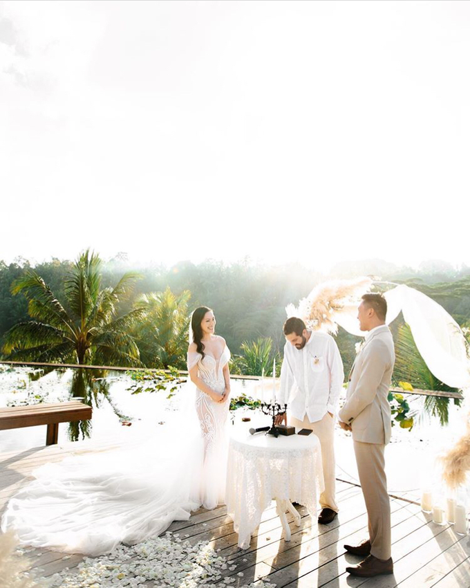 Ubud Wedding of Si Duong and Lily by Dexterite Makeup Artist - 016