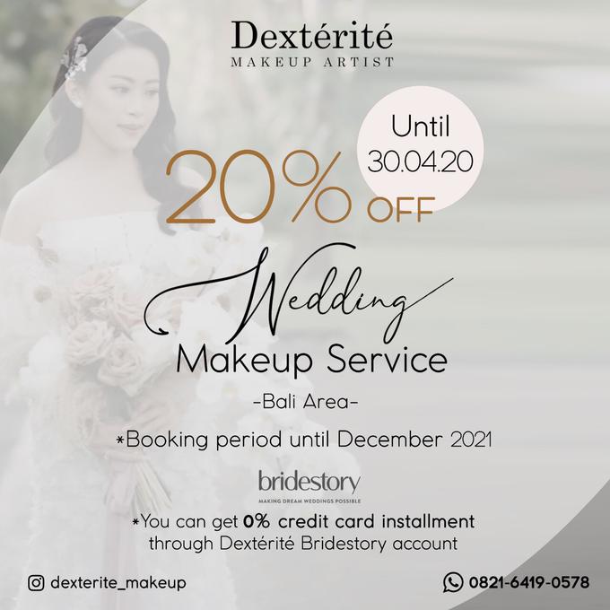 SPECIAL OFFER 20%OFF  by Dexterite Makeup Artist - 001