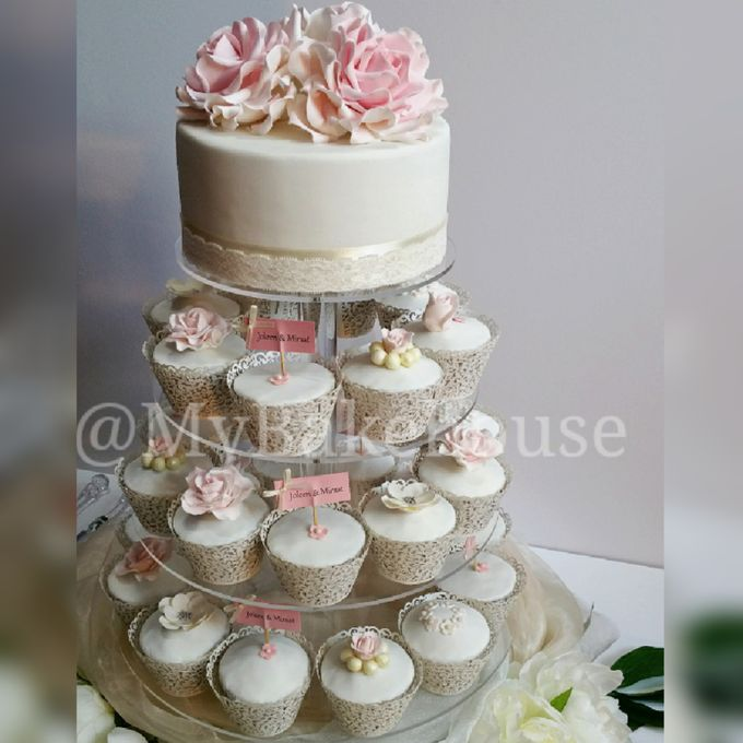 Wedding Cakes by My Bakehouse - 005