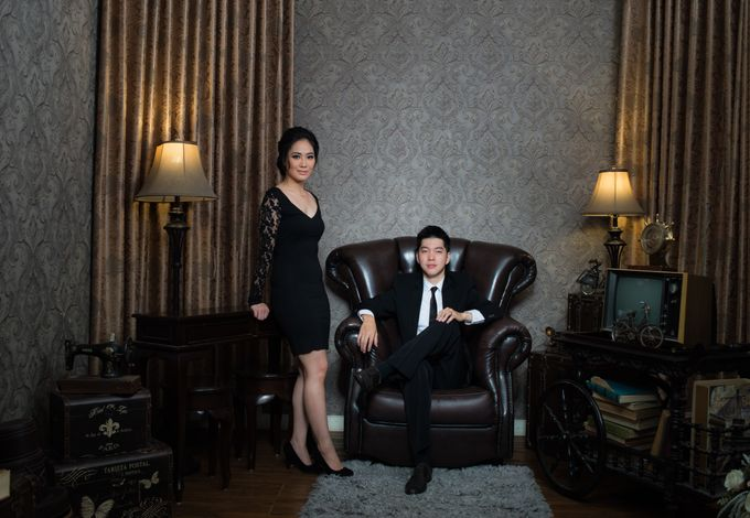 Marco & Yohanna Pre Wedding by MariMoto Productions - 001