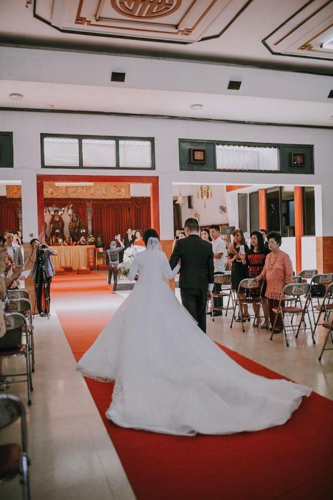 Teddy & Jessica The Wedding by PRIDE Organizer - 034