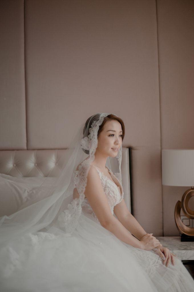 Alvin & Natasha Wedding by Philip Formalwear - 031