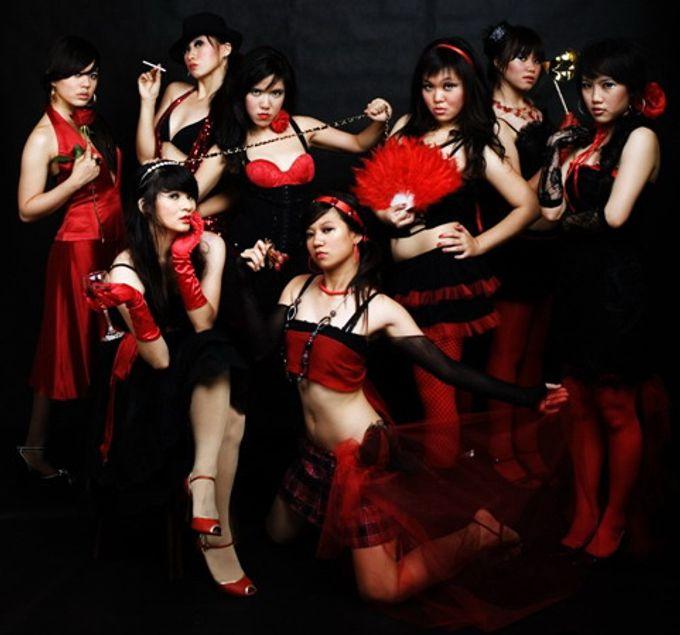 Dancer by Sparkling Organizer - 019