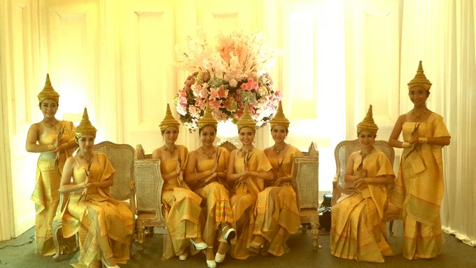 Exotic Thematic Thailand by Wedmory Dancers - 001
