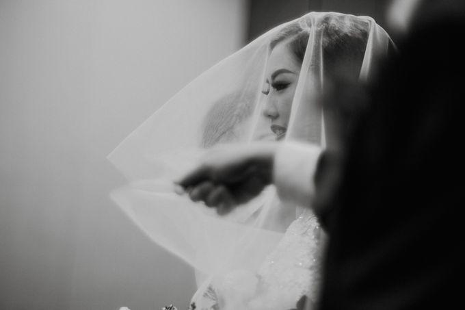 Rudy & Irene Wedding by One Heart Wedding - 036