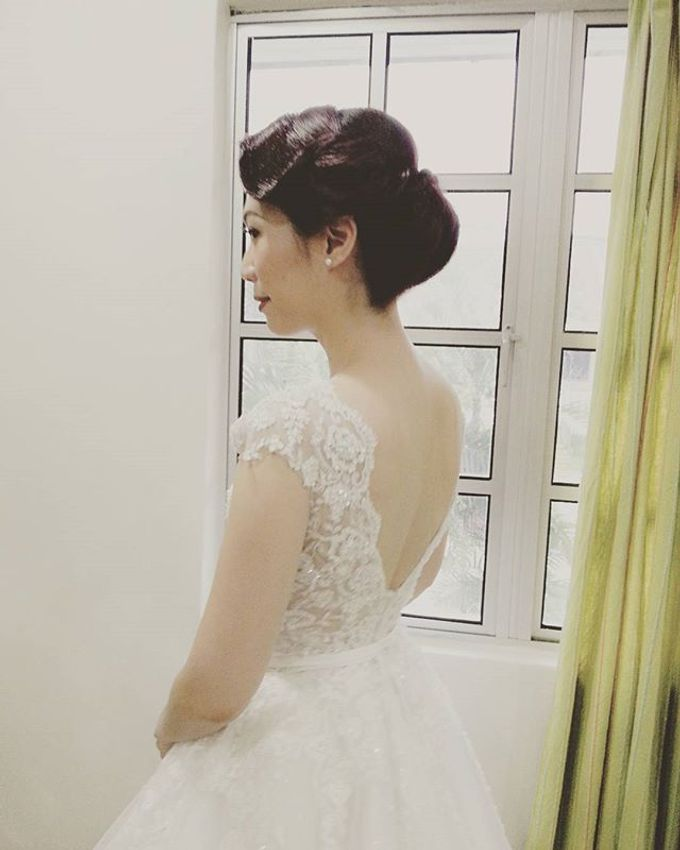 Bridal Makeup and Hairstyle by SueLim & artmakeup - 004
