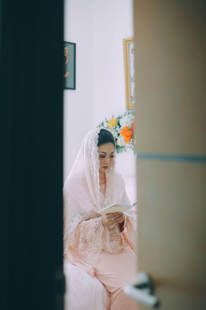Yayas & Nosa Wedding by Adhyakti Wedding Planner & Organizer - 012