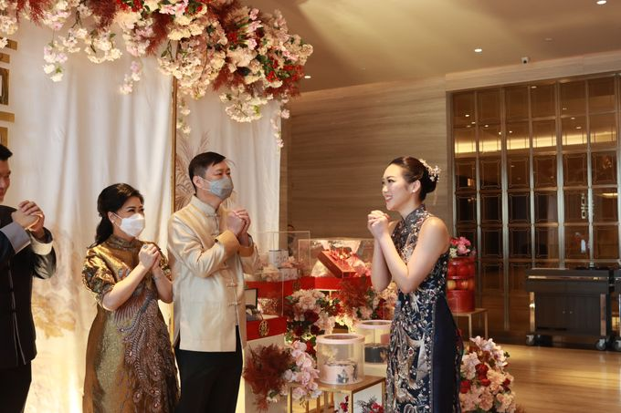 Sangjit House Of Yuen Hotel Fairmont Jakarta - MC Anthony Stevven by NOMA Jewelry & Accessories - 028