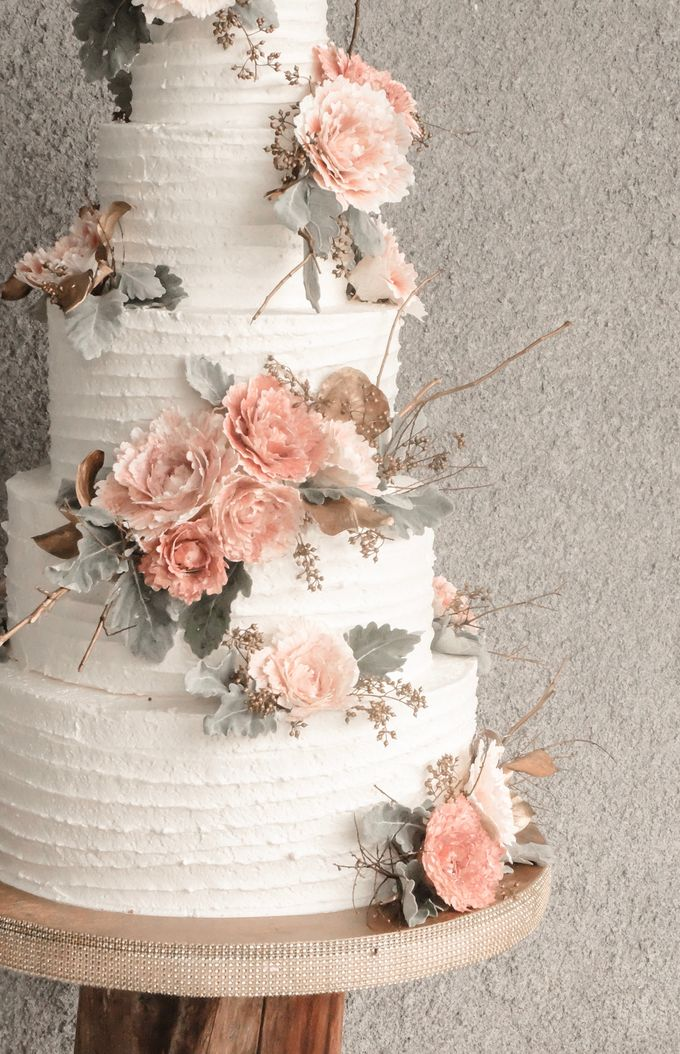 The Wedding of Winson & Jennifer by KAIA Cakes & Co. - 005