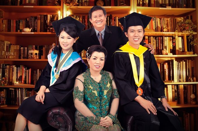 graduation & Family+glamour  Photography by Xin-Ai Bride - 003