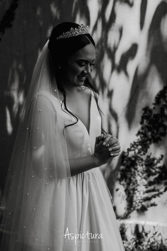 The Wedding of David & Gitari by LOTA   LAURENT AGUSTINE - 001