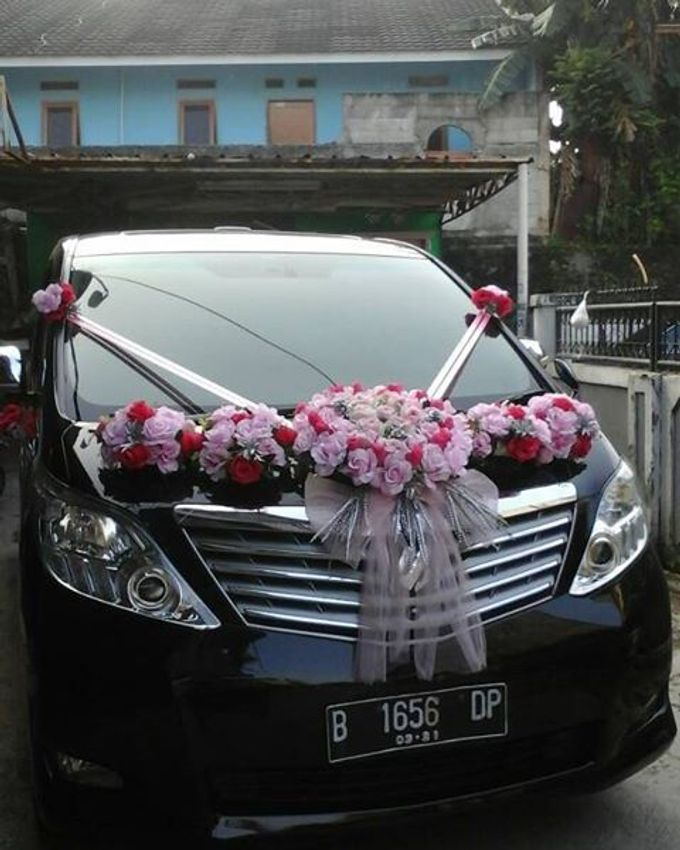 Wedding Car BK Rent Car by BKRENTCAR - 006