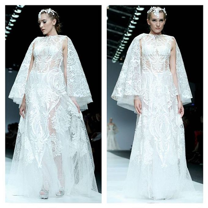 Premium Wedding Gown Design by Tracy Bridal House - 005