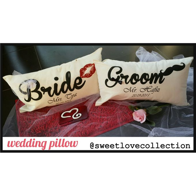 Wedding Pillow by Sweetlovecollection - 012