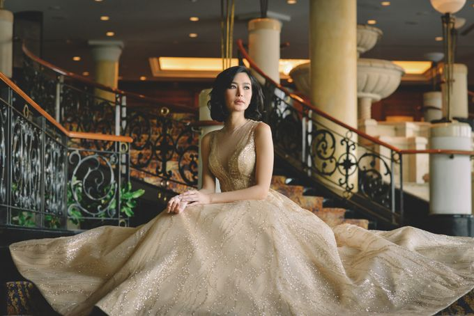 An Amazing Fairy tale Wedding by JW Marriott Hotel Surabaya - 007