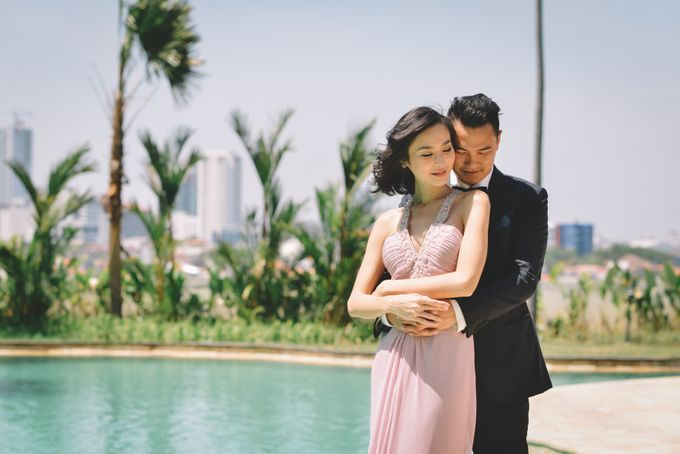 An Amazing Fairy tale Wedding by JW Marriott Hotel Surabaya - 023
