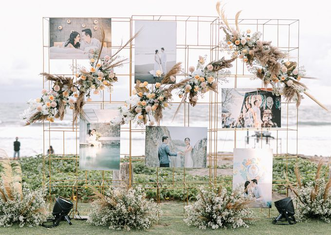 Wedding Briyan & Astrid by Bali Izatta Wedding Planner & Wedding Florist Decorator - 009