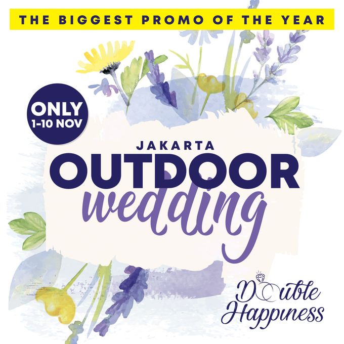 BIGGEST PROMOTION by Double Happiness Wedding Organizer - 001