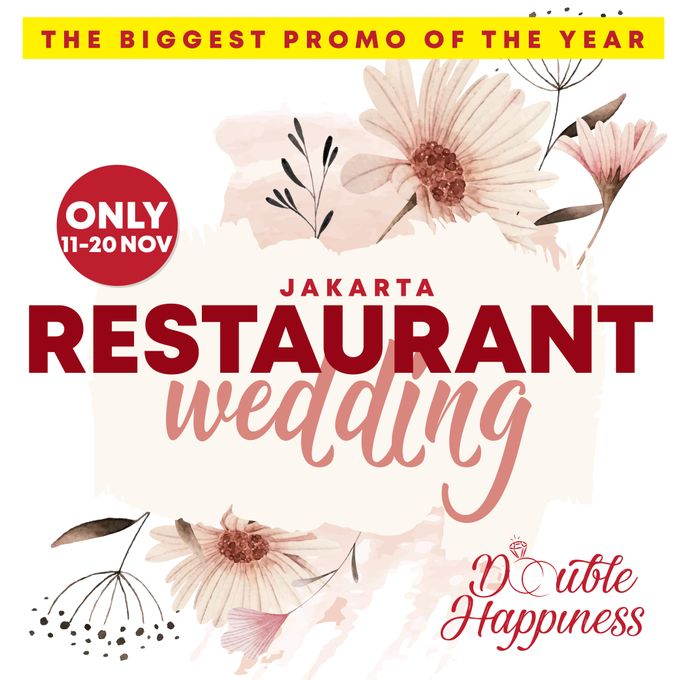 BIGGEST PROMOTION by Double Happiness Wedding Organizer - 004