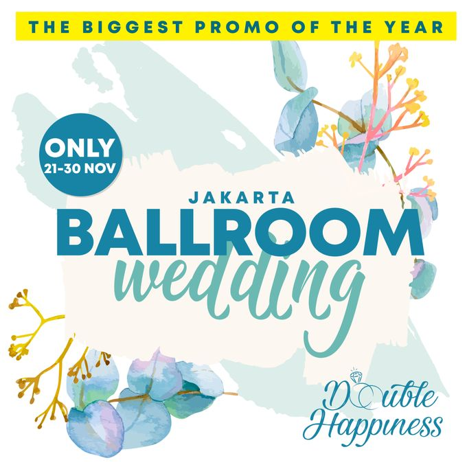 BIGGEST PROMOTION by Double Happiness Wedding Organizer - 005