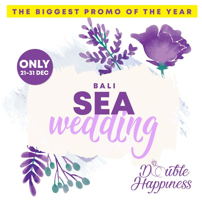 BIGGEST PROMOTION by Double Happiness Wedding Organizer - 002