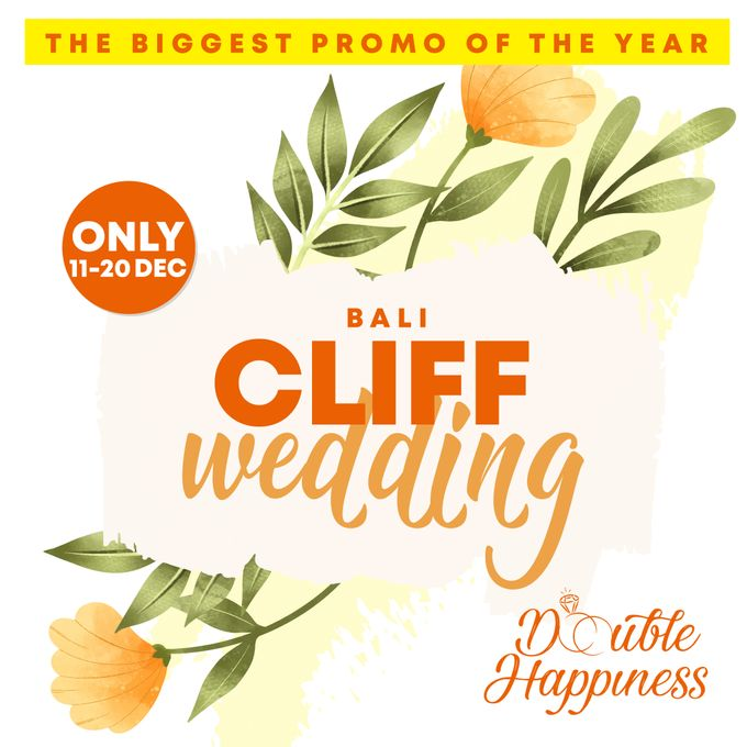 BIGGEST PROMOTION by Double Happiness Wedding Organizer - 003