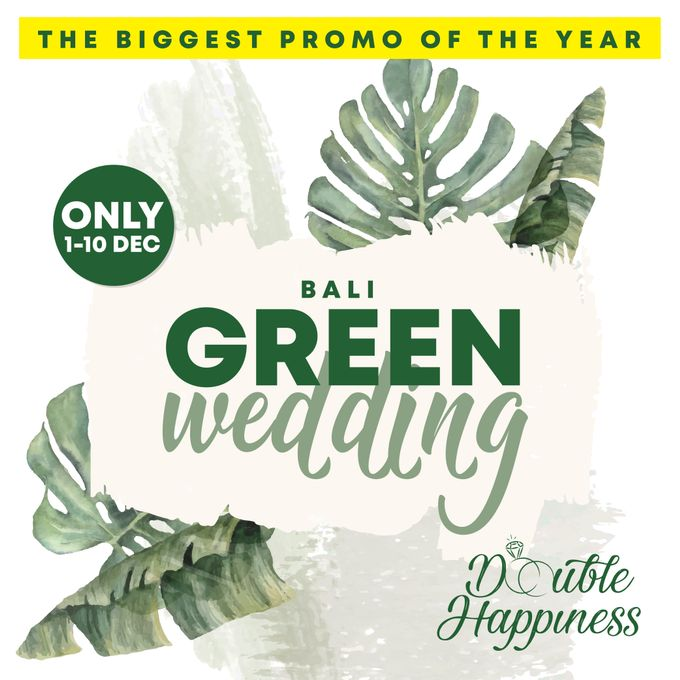 BIGGEST PROMOTION by Double Happiness Wedding Organizer - 006