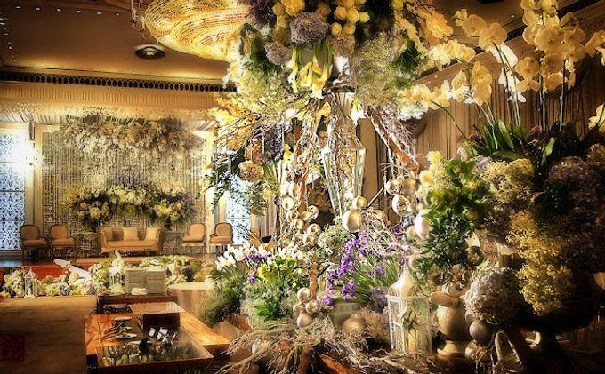 Nusantara Ballroom & Garden 3 by The Dharmawangsa Jakarta - 003