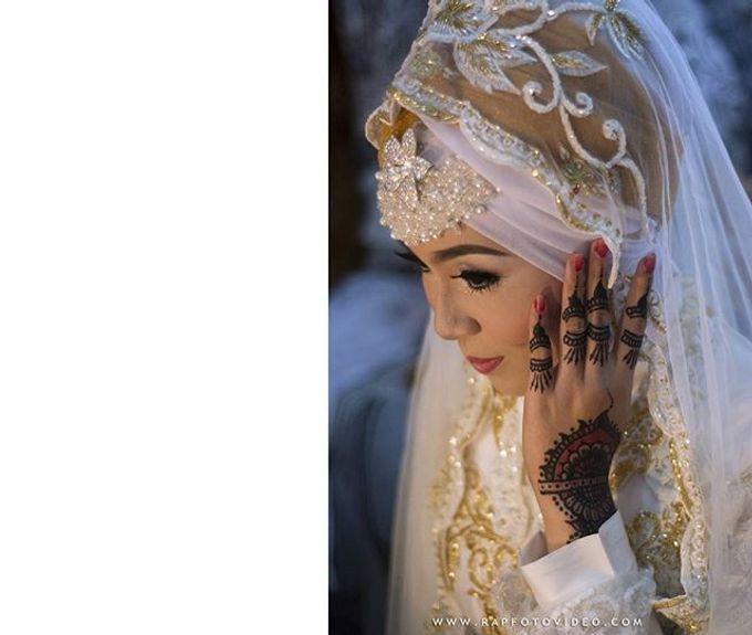 Ifan + Intan by RAP Wedding - 012