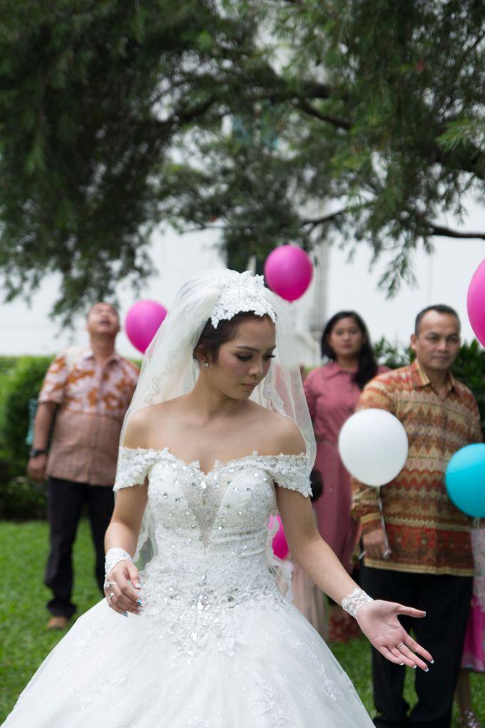 Wedding Robert & Vega by Red Hat Organizer - 035