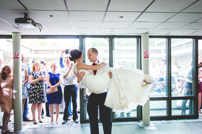 Wedding of Mark & Di by Shelby Ellis Photography - 037