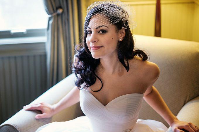 Diana and Corey Wedding by Lari Manz Hair & Makeup - 002