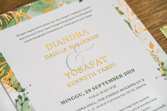 Diandra & Yosafat by The Distillery - 009