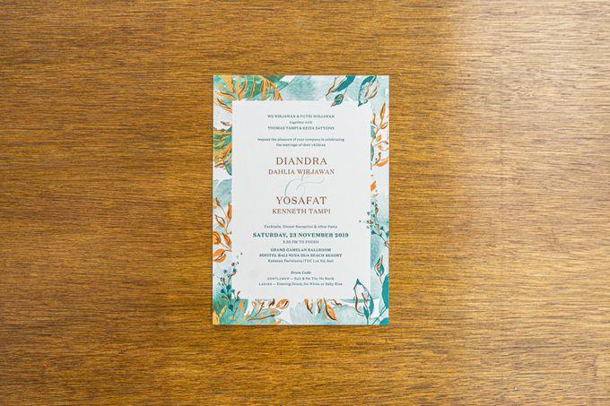 Diandra & Yosafat by The Distillery - 021