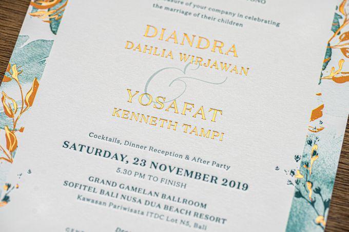 Diandra & Yosafat by The Distillery - 005