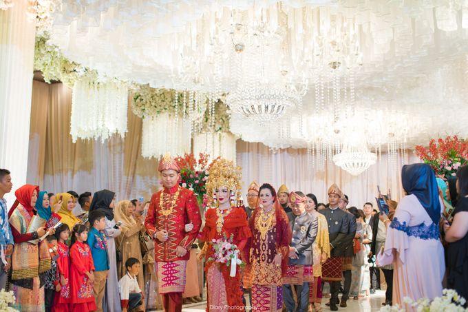 Wenty & Putra Wedding by SVARNA by IKAT Indonesia Didiet Maulana - 012