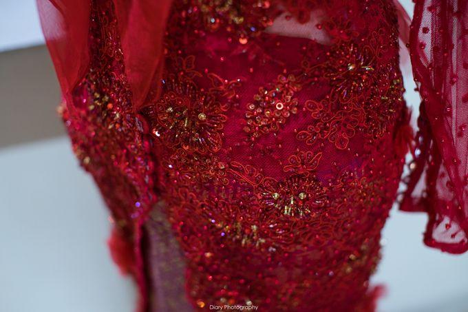 Wenty & Putra Wedding by SVARNA by IKAT Indonesia Didiet Maulana - 020