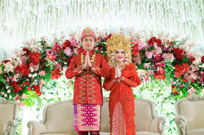 Wenty & Putra Wedding by SVARNA by IKAT Indonesia Didiet Maulana - 006