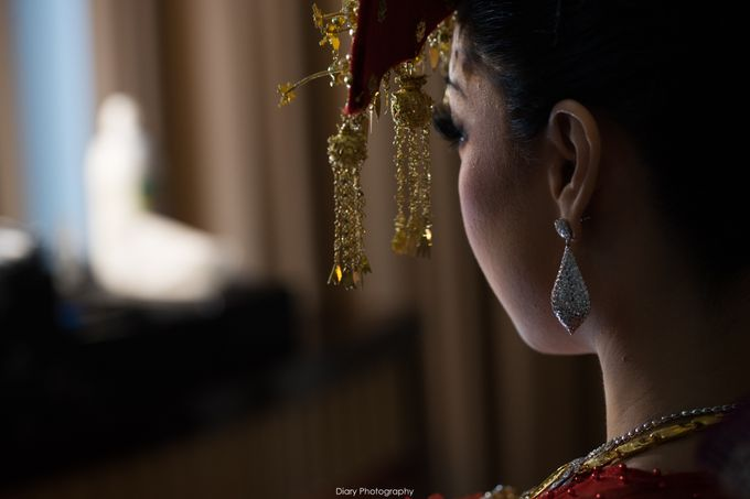 Wenty & Putra Wedding by SVARNA by IKAT Indonesia Didiet Maulana - 003