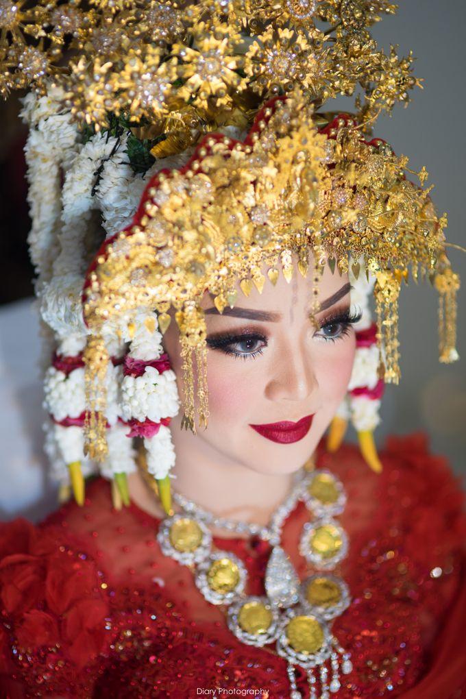 Wenty & Putra Wedding by SVARNA by IKAT Indonesia Didiet Maulana - 001