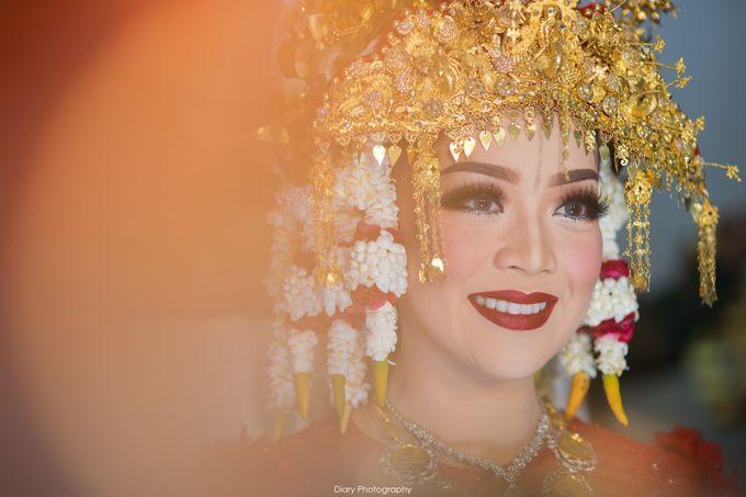Wenty & Putra Wedding by SVARNA by IKAT Indonesia Didiet Maulana - 002