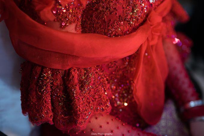 Wenty & Putra Wedding by SVARNA by IKAT Indonesia Didiet Maulana - 022
