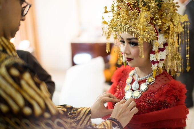Wenty & Putra Wedding by SVARNA by IKAT Indonesia Didiet Maulana - 024