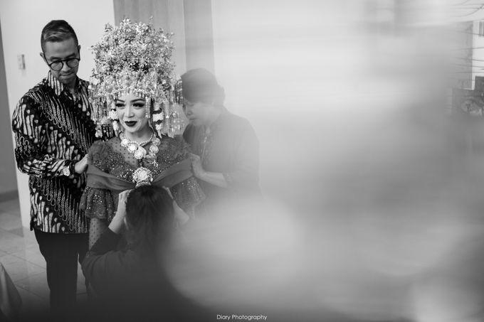 Wenty & Putra Wedding by SVARNA by IKAT Indonesia Didiet Maulana - 025