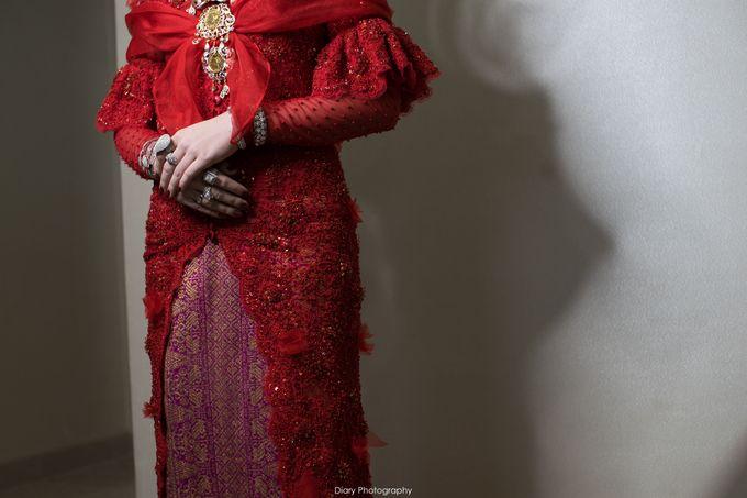 Wenty & Putra Wedding by SVARNA by IKAT Indonesia Didiet Maulana - 021