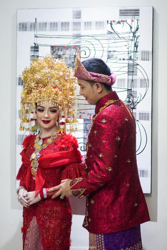 Wenty & Putra Wedding by SVARNA by IKAT Indonesia Didiet Maulana - 014