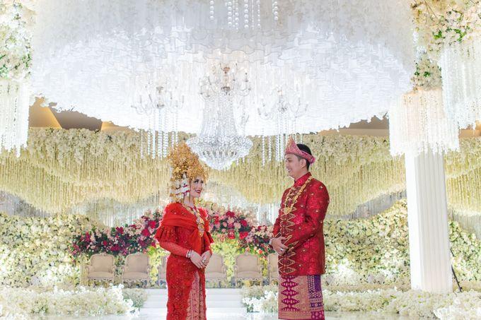 Wenty & Putra Wedding by SVARNA by IKAT Indonesia Didiet Maulana - 008